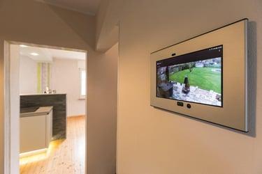 Smart-Home-Außenbereich
