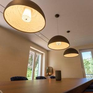 Smarte Beleuchtung_Wohnzimmer