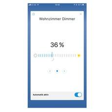 Smart-Home-App-dimmen