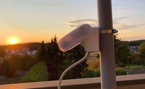 Smart-Home-Umweltsensor