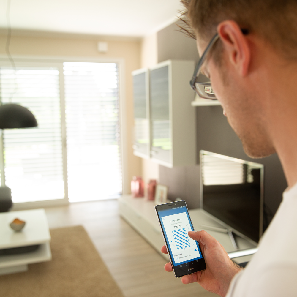 Vernetztes Haus - Smart Living